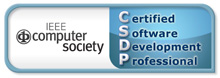 IEEE Computer Society Certified Software Development Professional